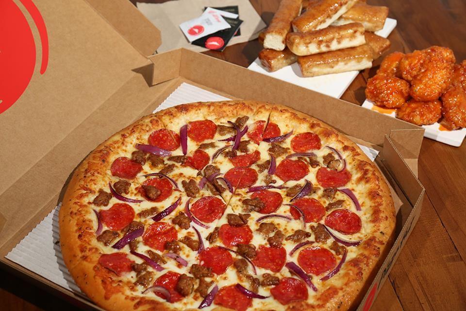 Pizza Hut Afton